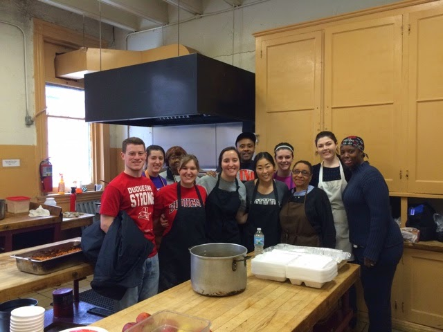Wonderful We Started The Day With Volunteering At The Soup Kitchen Down The Street  This Tuesday Morning. While The Weather Was Gloomy, We Were Optimistic To  Jump Into ...