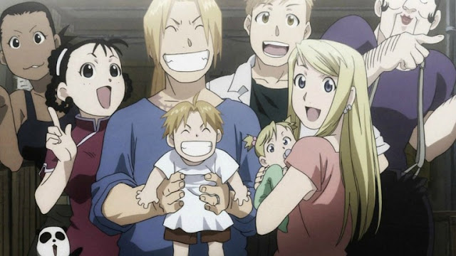 JwoG5 Full Metal Alchemist Brotherhood Episode 57   64 ( END ) [ Subtitle Indonesia ]
