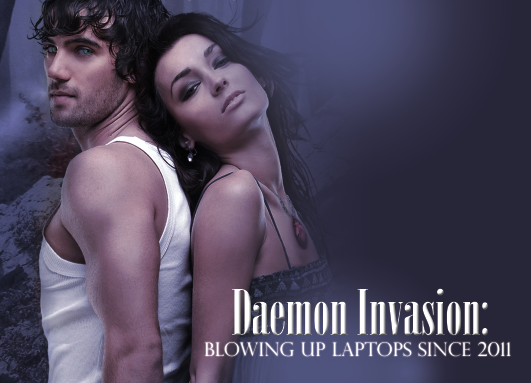 Are you ready for the #DaemonInvasion?
