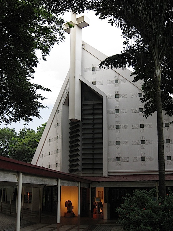 Chapel of the Holy Guardian Angels of the Ateneo de Manila Grade School