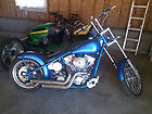 127CI Ultima Cross Chopper w/ 5 spd Tranny
