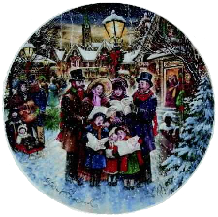 Victorian Carolers