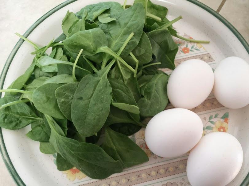 ไข่ตุ๋นสีเขียว เพื่อสุขภาพ