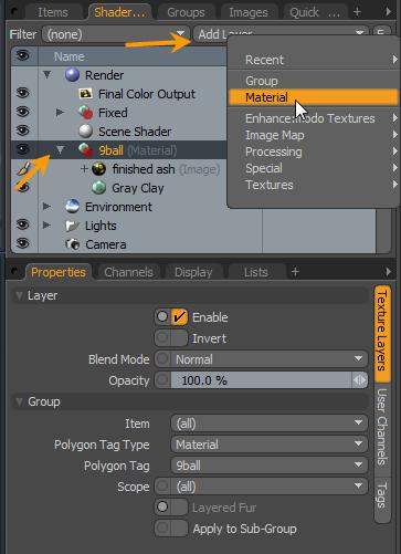 การสร้าง Material Preset เก็บไว้ใช้งาน Modomat29