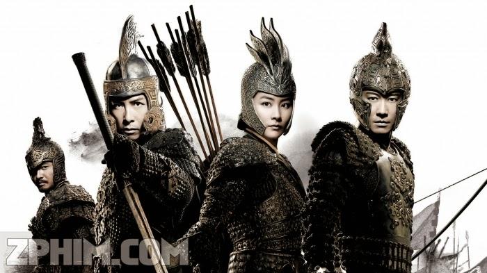 Ảnh trong phim Giang Sơn Mỹ Nhân - An Empress and the Warriors 1