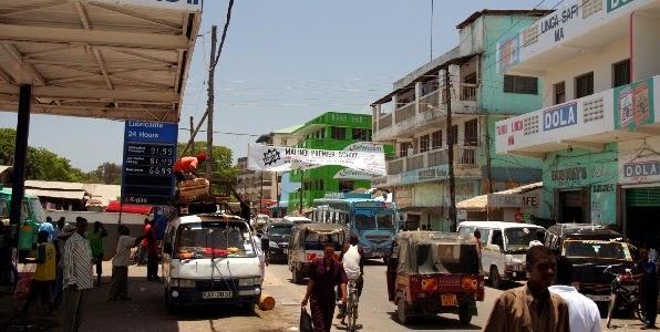 Melinde - Férias no Quénia