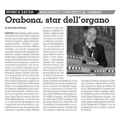 Il Roma - 26.01.2010