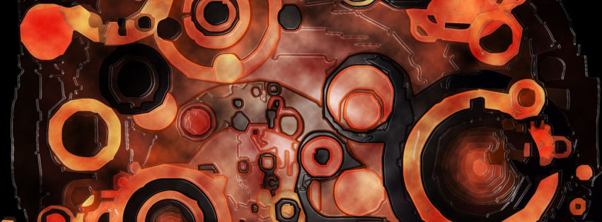 Lava facebook cover