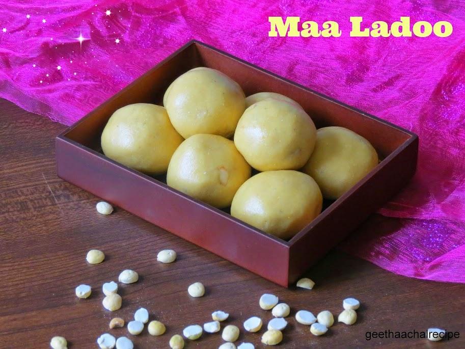 Maa Laddu