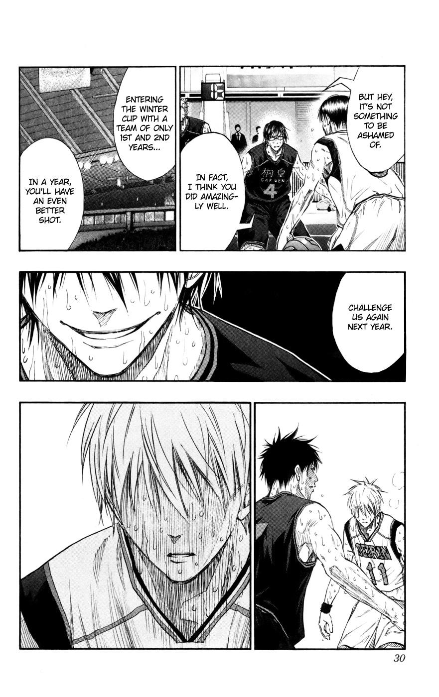 Kuroko no Basket Manga Chapter 128 - Image 04
