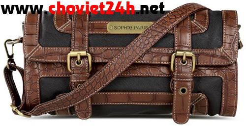 Túi xách nữ thời trang Sophie Grillon - MSEB2