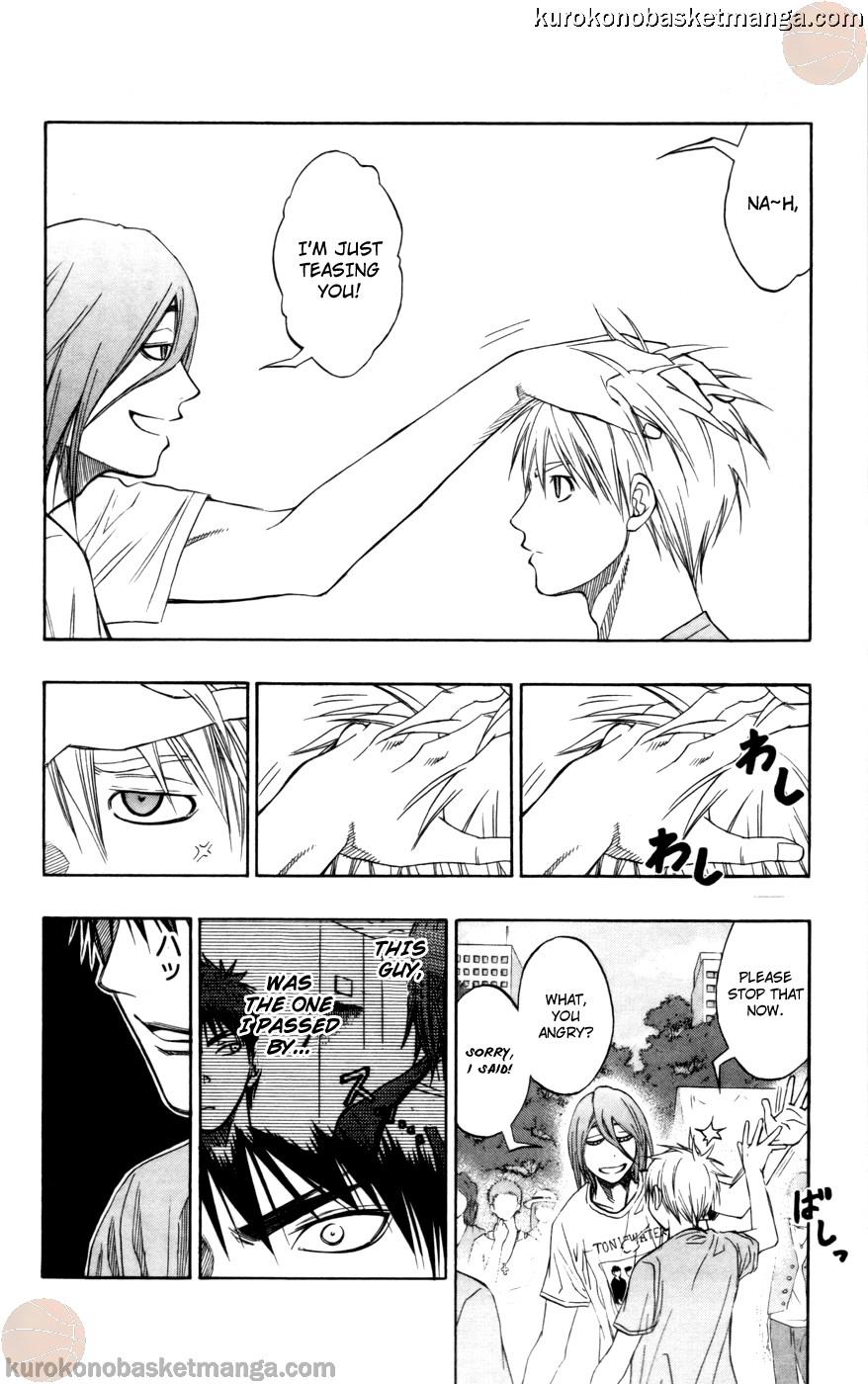 Kuroko no Basket Manga Chapter 78 - Image 02