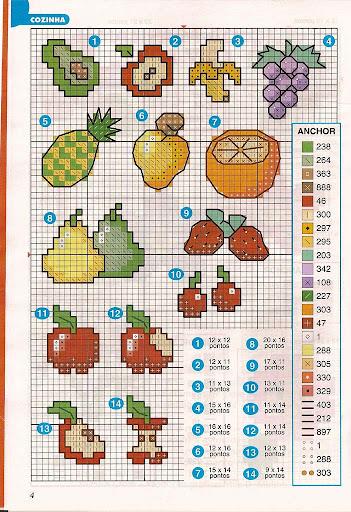 Gráficos punto de cruz 1001ideiaismini-21-03
