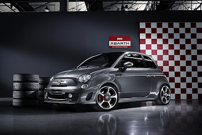 European Fiat 500 Abarth