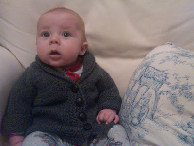 Wes in Baby Sophisticate