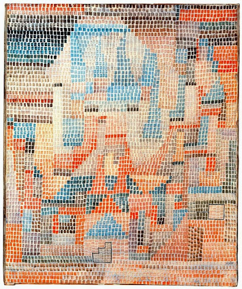 Paul Klee - Ruins of Git