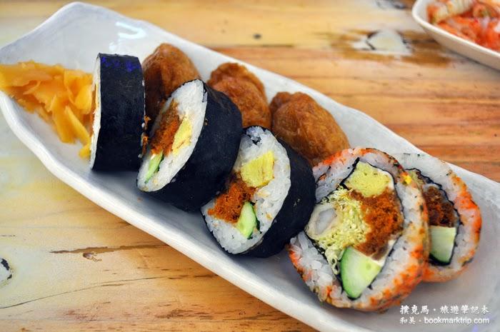 和屋日式料理綜合壽司