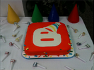 Blogger Cumpleaños