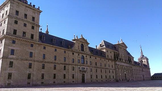 Ruta de Madrid a El Escorial, o Ruta de El Escorial a Madrid ¿A cuál te apuntas?