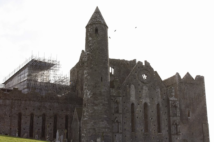 Rock of Cashel Munster Ireland