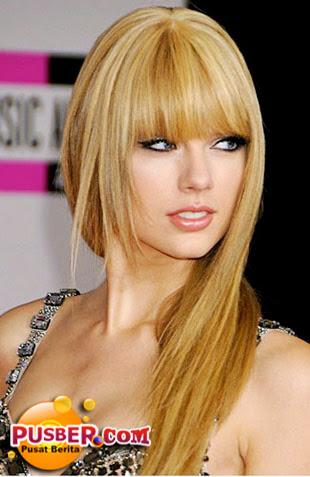 Trend model rambut wanita terbaru, rambut lurus
