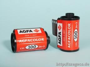 AGFACOLOR 100