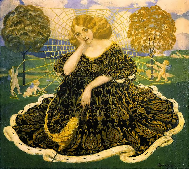 Edward Okun - Golden Yarn