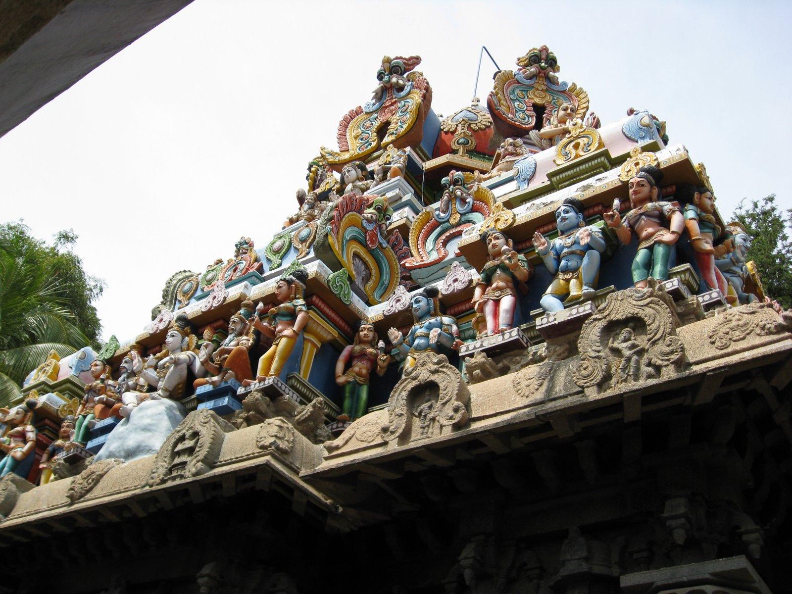 Sri Vijayaasana Perumal Temple (Varagunamangai) Tirunelveli - Divya Desam 72