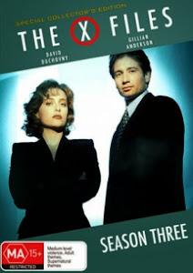 Hồ Sơ Tuyệt Mật 3 - The X Files Season 3 poster