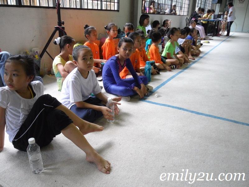 Kem Bakat SPTS Zon Tengah 2011