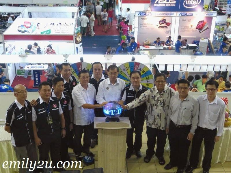 PCDA Perak I.T. Fair