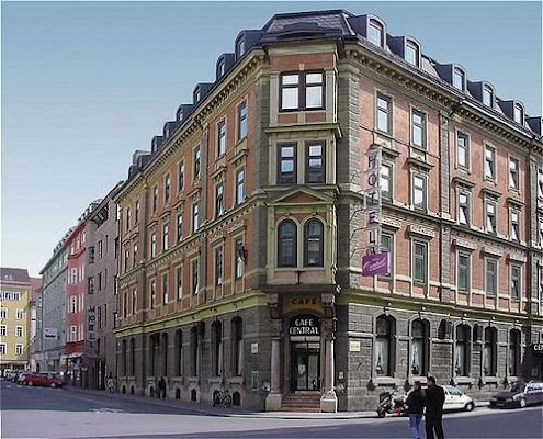 HOTEL CENTRAL, Gilm St 5, 6020 Innsbruck, Austria