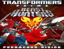 فيلم Transformers Prime Beast Hunters: Predacons Rising