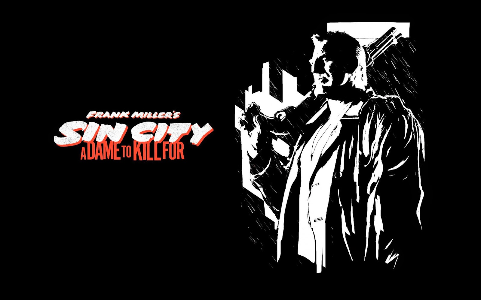 Frank Miller Sin City A Dame To Kill For Wallpapers | View ...