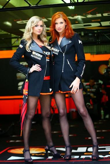 Paddock Girls MotoGP Le Mans 2013 - ID MotoGP   News Race Information