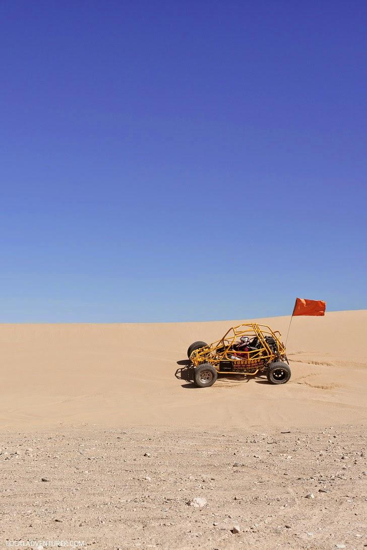 Sunbuggy Dune Buggy Rentals.