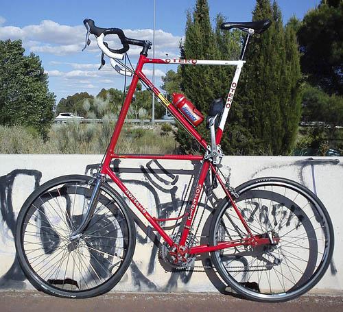 Cascoloco y su nueva Tallbike para la Quebrantahuesos 2012