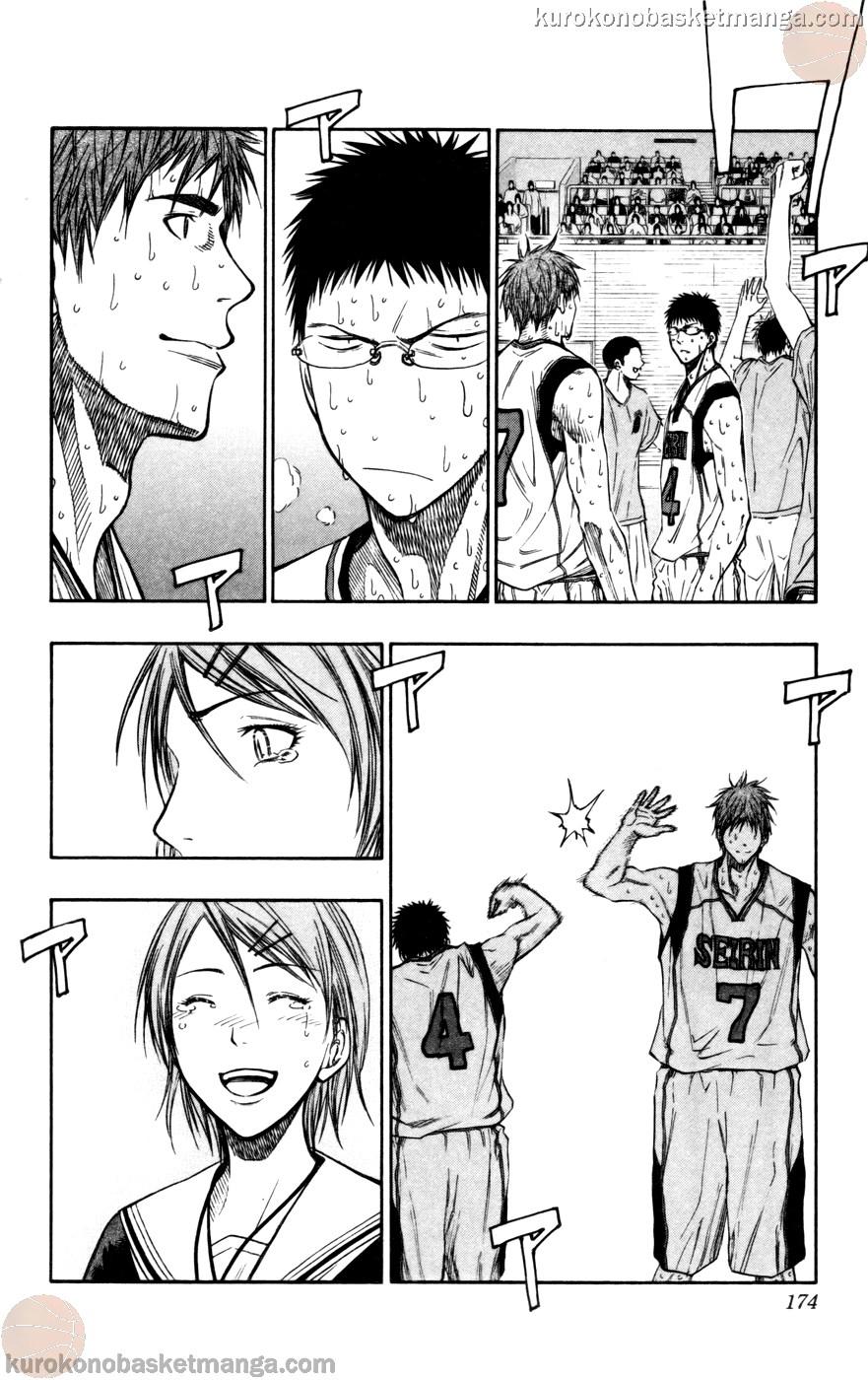 Kuroko no Basket Manga Chapter 108 - Image 04