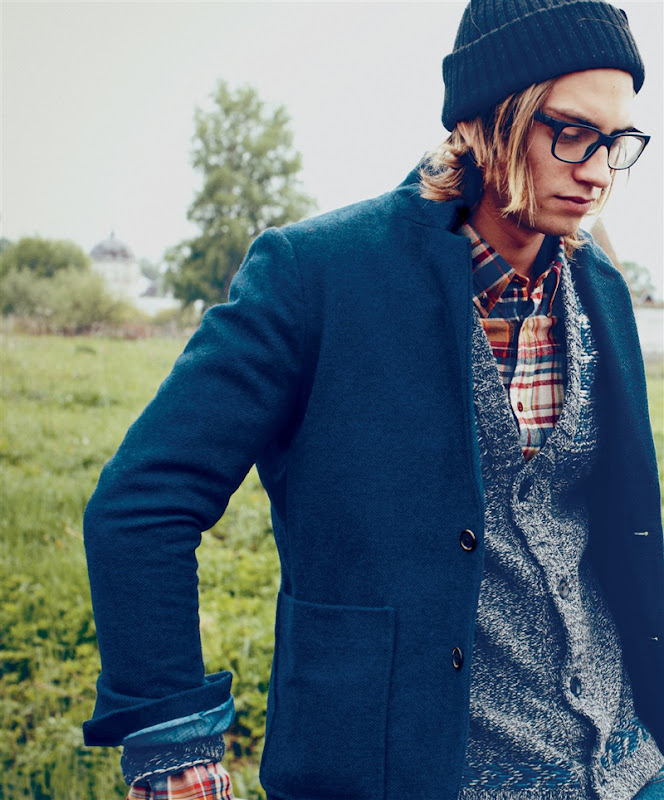 Photography by Patrik Johäll for NN.07 A/W 2011 campaign