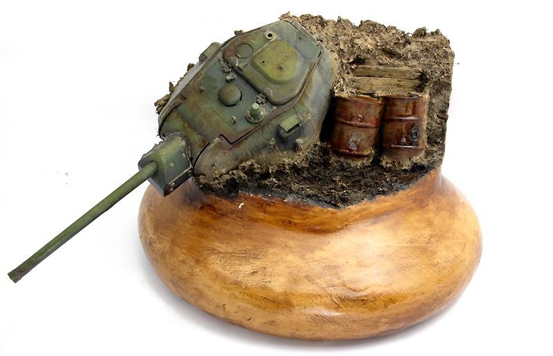Muddy trench IMG_3649