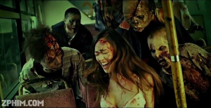 Ảnh trong phim Đấu Trường Xác Sống - Zombie Fight Club 1