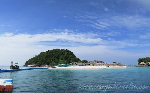 Khai Nok island, Phuket, Thailand
