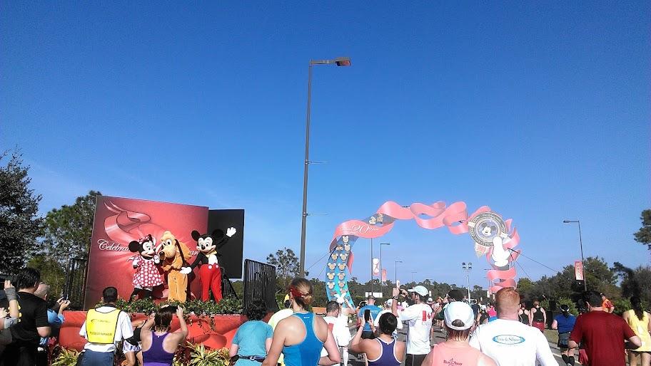 IMAG0093 Disney Marathon 2013 {Recap}