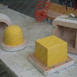 Master Model realizat din silicon pentru industria ceramica