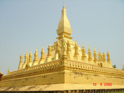 Vientiane Capital, Laos - Photo by An Bui - http://www.travelvietnamblog.com