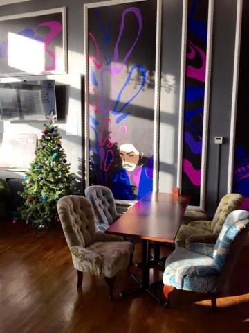 Royal York YHA Brighton bar