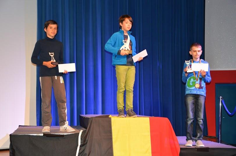 Natan en Stefan-Daniël Belgisch kampioenschap 2014