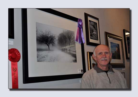 """Best of Show: Gary Morrison """"Snow and Fog"""""""