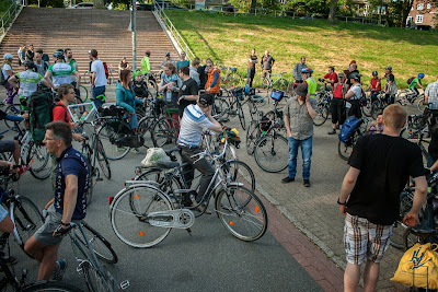Critical Mass Bremen