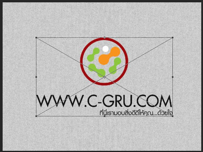เทคนิคการทำภาพ Logo แนวลายปักเสมือนจริง Emb_logo05